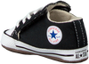Zwarte CONVERSE Babyschoenen CRIBSTER CANVAS COLOR  - small