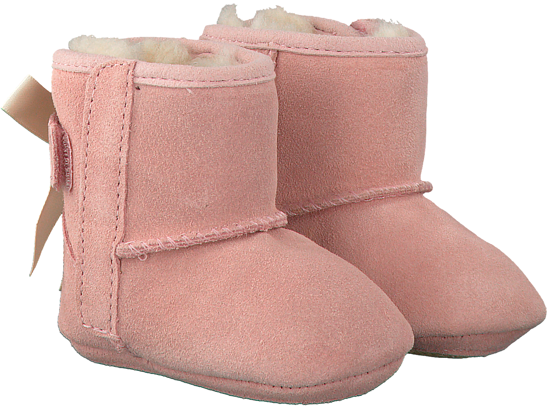 98bb8afbed4 Roze UGG Babyschoenen JESSE BOW II - Omoda.nl