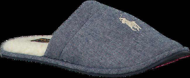 blauwe POLO RALPH LAUREN Pantoffels SUNDAY CUFF  - large