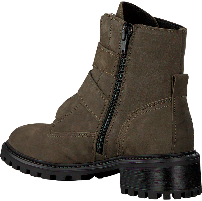 Groene OMODA Biker boots P5457OMO - large