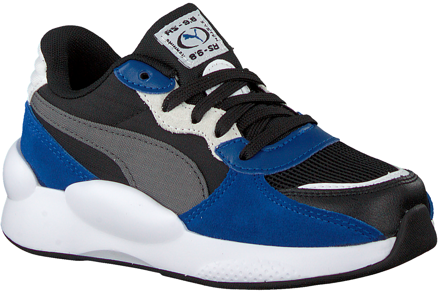 Blue PUMA Sneakers RS 9.8 SPACE JR