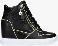 Zwarte GUESS Hoge sneaker NANGY  - medium