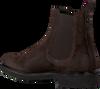 Bruine GOOSECRAFT Chelsea boots SATURNIA - small