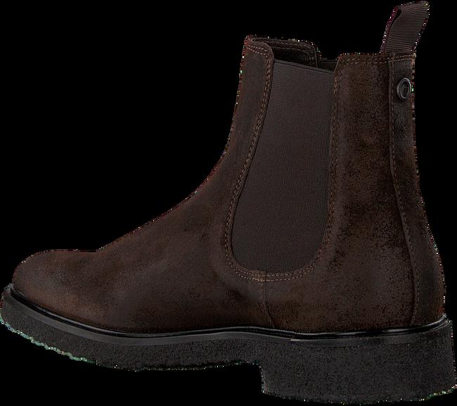 Bruine GOOSECRAFT Chelsea boots SATURNIA - large