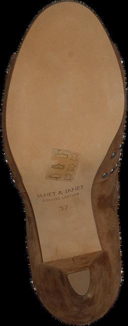 Cognac JANET & JANET Sandalen 41353  - large