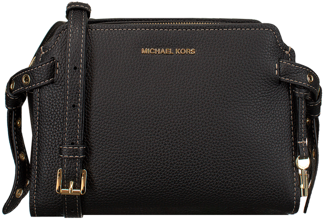 Zwarte MICHAEL KORS Schoudertas LENOX MD MESSENGER - large