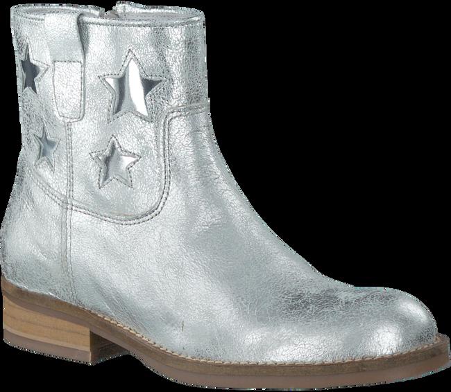 Zilveren HIP Lange laarzen H1856  - large
