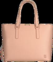 Roze TOMMY HILFIGER Shopper SAFFIANO TOTE  - medium