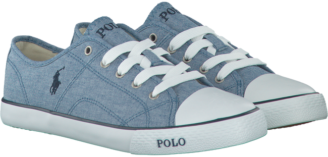 Blauwe POLO RALPH LAUREN Sneakers DAYMOND  - large