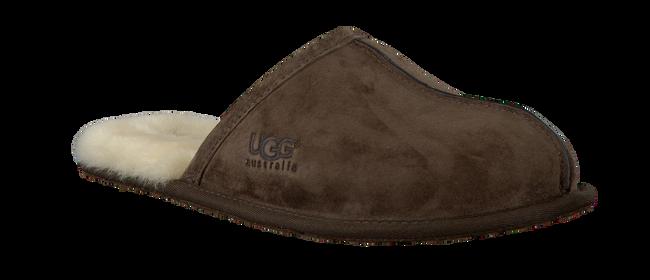 Bruine UGG Pantoffels SCUFF  - large