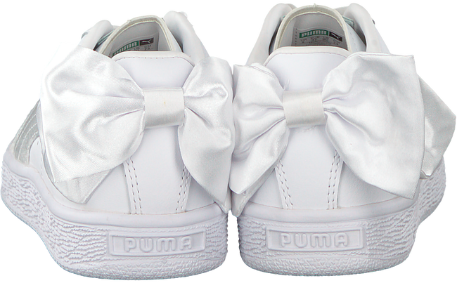 PUMA SNEAKERS BASKET BOW JR - large