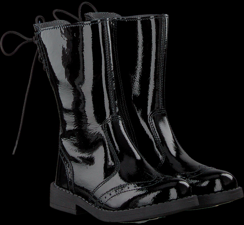 Zwarte TON & TON Lange laarzen MK2870D9I | Omoda