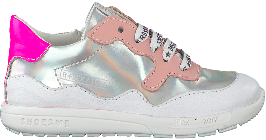 Witte SHOESME Lage sneakers RF20S011  - larger