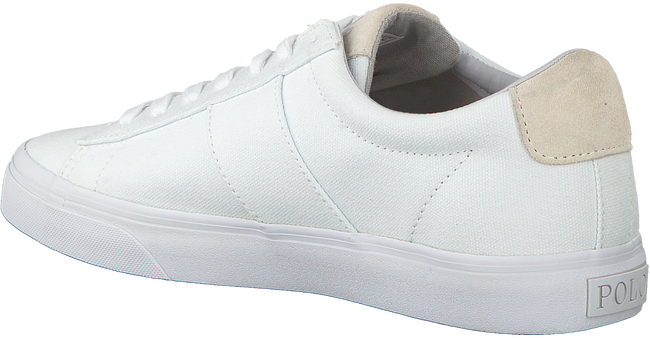 Witte POLO RALPH LAUREN Sneakers SAYER SNEAKERS VULC  - large
