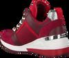 Rode MICHAEL KORS Sneakers GEORGIE TRAINER - small