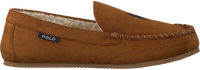 Cognac POLO RALPH LAUREN Pantoffels DEZI IV  - medium