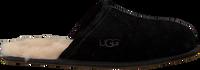 Zwarte UGG Pantoffels SCUFF - medium