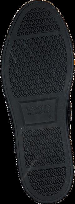 Zwarte HASSIA Veterschoenen 1224 - large