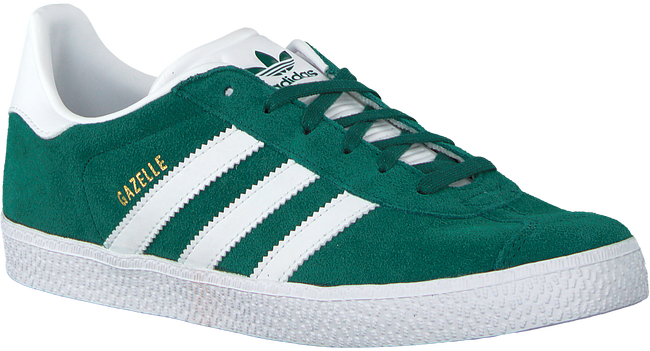 Groene ADIDAS Sneakers GAZELLE J - large