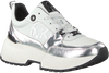 Witte MICHAEL KORS Lage sneakers ZIA COSMOS SHINE - small