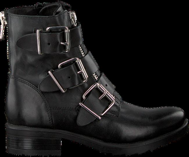 Zwarte OMODA Biker boots LPBASIM - large