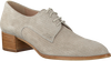 Beige PERTINI Veterschoenen 14584  - small