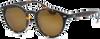 Bruine IKKI Zonnebril LEXI - small