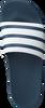 Blauwe ADIDAS Slippers ADILETTE MEN - small