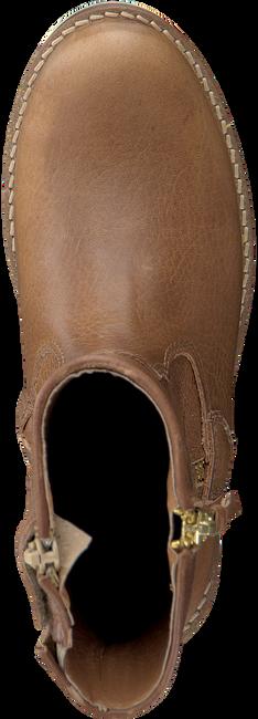 Cognac KANJERS Lange laarzen 8920  - large