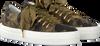 Groene OMODA Sneakers O1278 - small