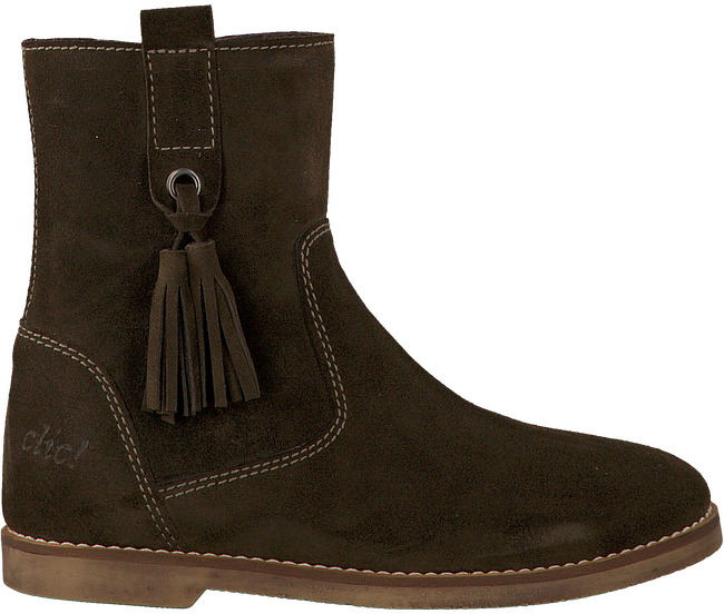 Groene CLIC! Lange laarzen 9095  - large