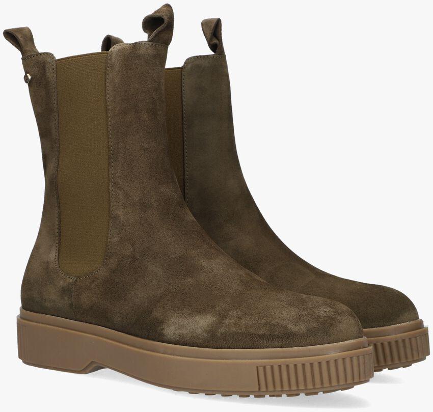 Groene FRED DE LA BRETONIERE Chelsea boots 181010105  - larger