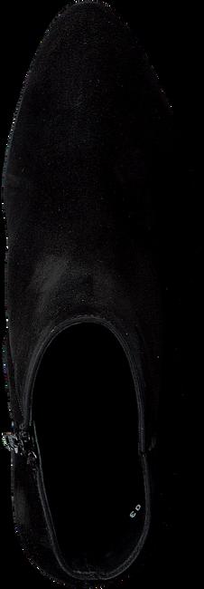 Zwarte PAUL GREEN Enkellaarsjes 9423 - large