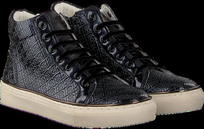 Zwarte GUESS Sneakers MISSY HI  - large