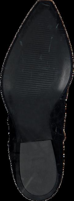 Zwarte ROBERTO D'ANGELO Enkellaarsjes CX03 - large