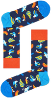 Blauwe HAPPY SOCKS Sokken BANANA BIRD  - medium