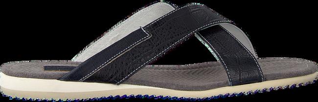 Blauwe FLORIS VAN BOMMEL Slippers 20023 - large