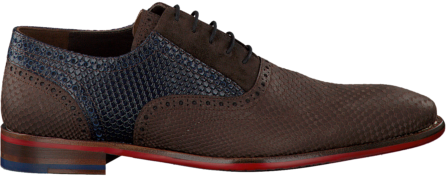 De Chaussures Pour Hommes Bombe 19103/03 Brown 7SVmGpf5JU