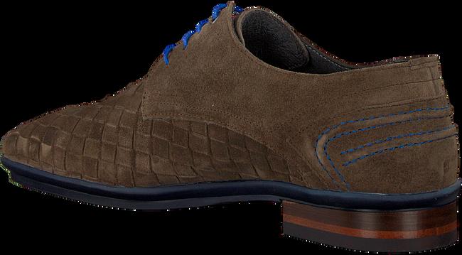 Bruine FLORIS VAN BOMMEL Nette schoenen 14058 - large