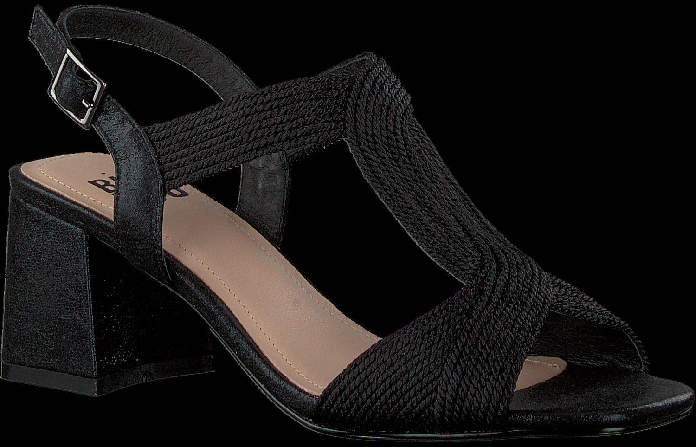 Zwarte BIBI LOU Sandalen 842Z94HG | Omoda
