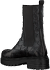 Zwarte DEABUSED Chelsea boots DEA-2016  - small