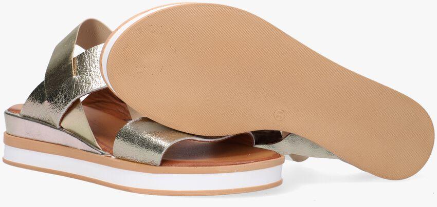 Gouden NOTRE-V Sandalen 101330  - larger