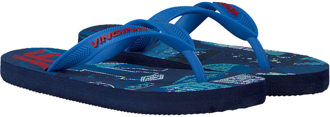 Blauwe VINGINO Slippers OLAF  - large