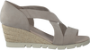 Taupe GABOR Sandalen 853  - small