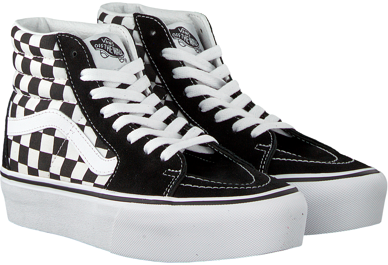vans high top dames
