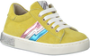 Gele SHO.E.B.76 Sneakers 1303-AF7  - small