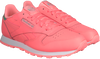 Roze REEBOK Sneakers CL LEATHER KIDS  - small