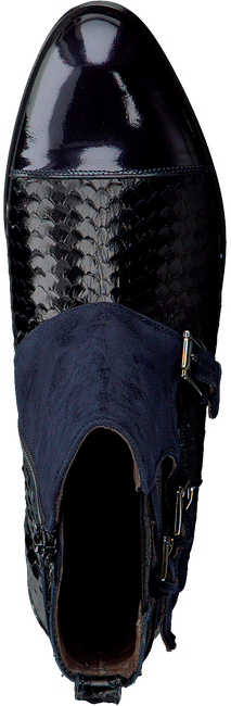 Blauwe PERTINI Enkellaarsjes 182W15205C4 - large
