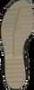 Groene GABOR Sandalen 582 - small