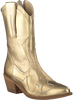 Gouden ROBERTO D'ANGELO Hoge laarzen NARDO  - small